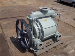 Image 100 HP NASH Vacuum Pump 558662