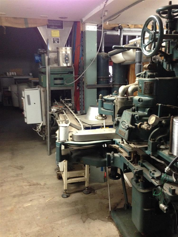 Image AMERICAN Canco 08 Vacuum Can Seamer and Pump 561553