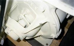 "Image 12""  X 12"" PRATER INDUSTRIES PAV 12S Carbon Steel Rotary Valve 561788"