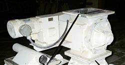 "Image 12""  X 12"" PRATER INDUSTRIES PAV 12S Carbon Steel Rotary Valve 561790"