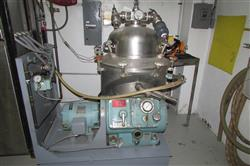 Image ALFA LAVAL BRPX 207-SGV-39-60 Centrifuge 561988
