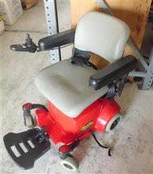197541 - JAZZY SELECT Traveller Power Electric Wheelchair