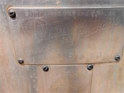 197799 - 200 Gallon CREAMERY PACKAGE Wing Top Processor