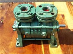 "199402 - 1.25"" x 1.25"" SIHI Model #LPH20103 Vacuum Pump"