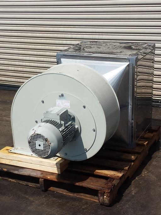 Industrial Blower Name : Hp sutorbilt pneumatic c for sale used