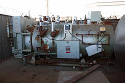 199481 - 125 HP SELLERS Natural Gas Boiler
