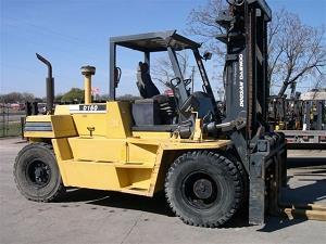 DOOSAN DAEWOO D150 Forklift - 200072 For Sale Used