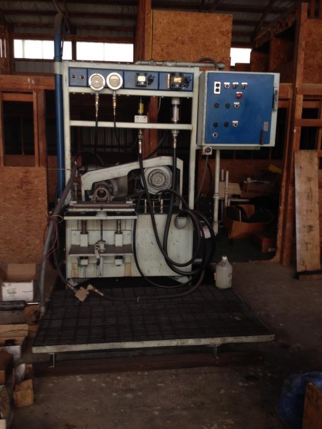 20 HP Hydraulic Pump Test S
