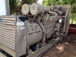 Image 600 KW CUMMINS 680 FDR 712 8HH Generator 579947