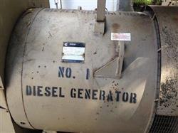 Image 600 KW CUMMINS 680 FDR 712 8HH Generator 579939