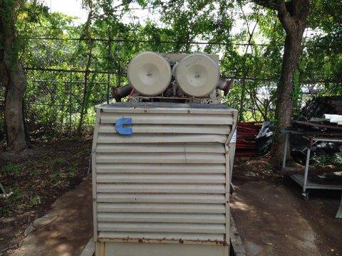 Image 600 KW CUMMINS 680 FDR 712 8HH Generator 579940