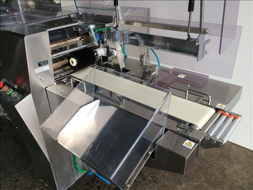 Image FUJI FW3700 Stainless High Speed Flow Wrapper 876577