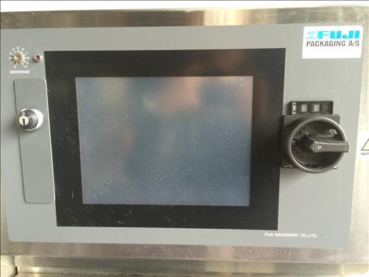 Image FUJI FW3700 Stainless High Speed Flow Wrapper 876579