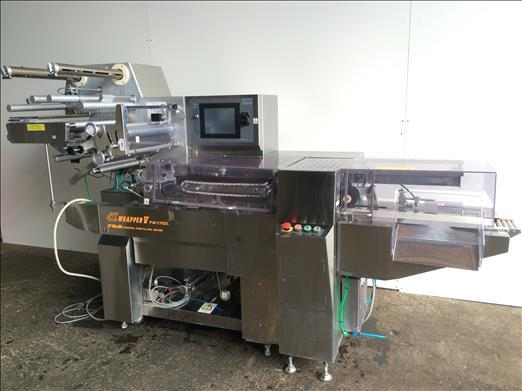 Image FUJI FW3700 Stainless High Speed Flow Wrapper 876584