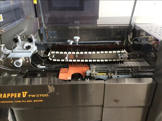 Image FUJI FW3700 Stainless High Speed Flow Wrapper 876572