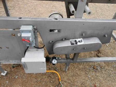 Image Conveyor Frame For Flat Top 580385