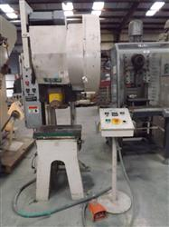 201164 - 22 Ton  BENCHMASTER 22A250 Punch Press