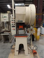 201169 - 22 Ton BENCHMASTER 22A250 High Speed Punch Press, 130 S.P.M.