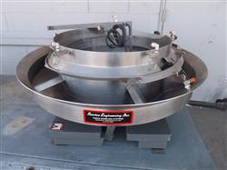 "201330 - 21"" SERVICE ENGINEERING 24737-1 Vibratory Bowl Feeder"