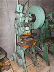 201347 - 14 Ton FEDERAL Punch Press