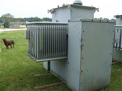 201380 - 1000 kVa WESTINGHOUSE Substation Transformer
