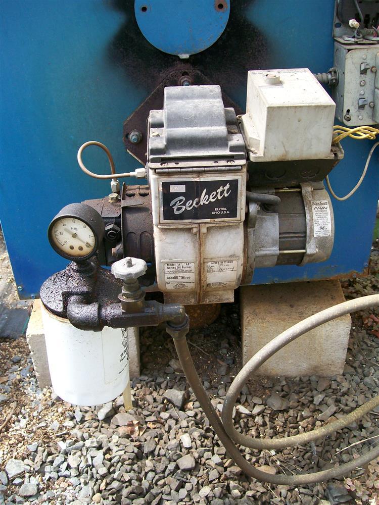 Image 14 BURNHAM Boilers with Beckett Oil Burners 584820