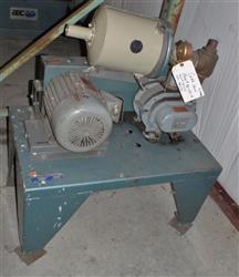 Image 5 HP CONAIR Positive Displacement Vacuum Pump 586518