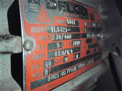 Image 5 HP CONAIR Positive Displacement Vacuum Pump 586519
