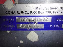 Image 5 HP CONAIR Positive Displacement Vacuum Pump 586520