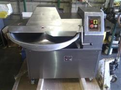 201823 - 50 Liter Bowl Cutter Chopper