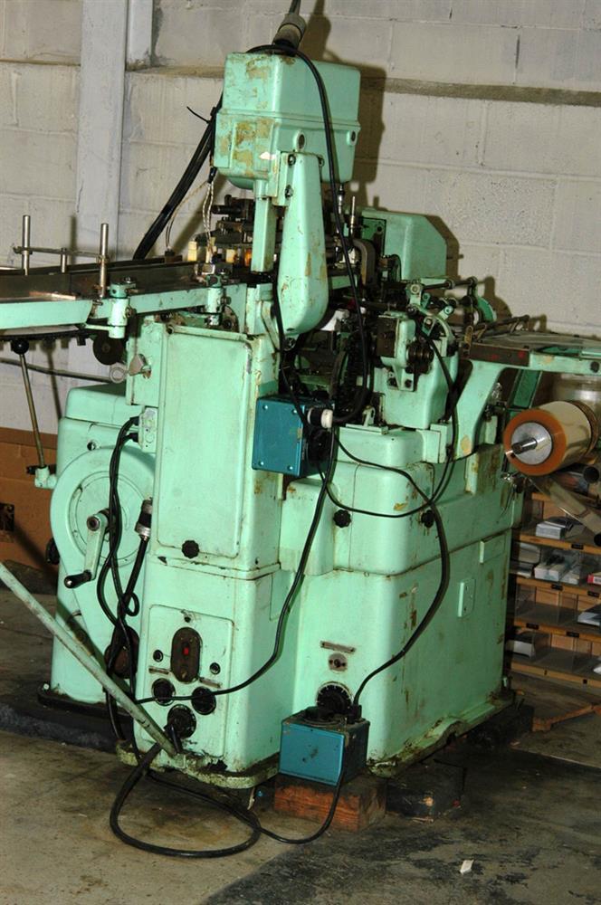 ACMA Automatic Cello Wrapping Machine