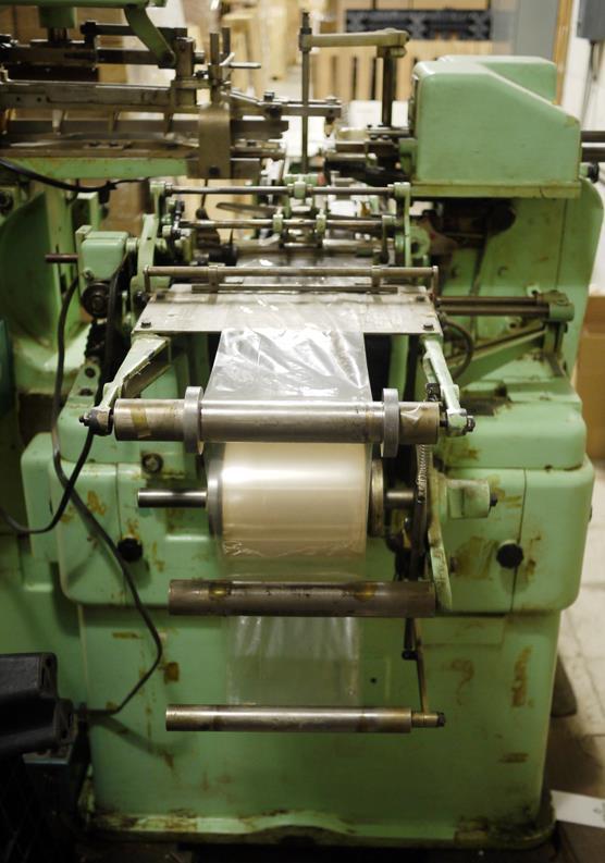 Image ACMA Automatic Cello Wrapping Machine  586590