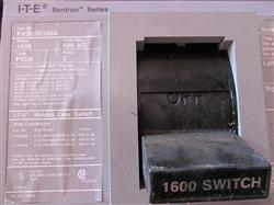Image 1600 AMP SIEMENS ITE Sentron PXD63S160A 3-Pole Molded Case Switch 586978
