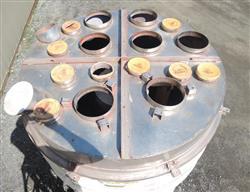 Image 32 Cu Ft SIMPSON Carbon Steel Plow Blender 661451