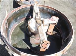 Image 32 Cu Ft SIMPSON Carbon Steel Plow Blender 661452