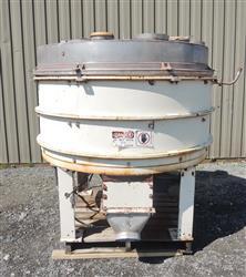 Image 32 Cu Ft SIMPSON Carbon Steel Plow Blender 661447