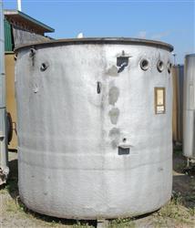 Image 1500 Gallon Fiberglass Tank 588774