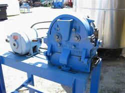 202306 - 2 HP JM ORE Lab Disc Pulverizer