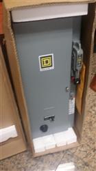 Image 1 HP SQUARE D Nema Size 0 Combo Starter  589106