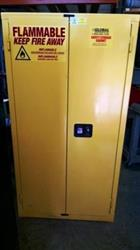 202333 - GLOBAL BM 44 Flammable Cabinet