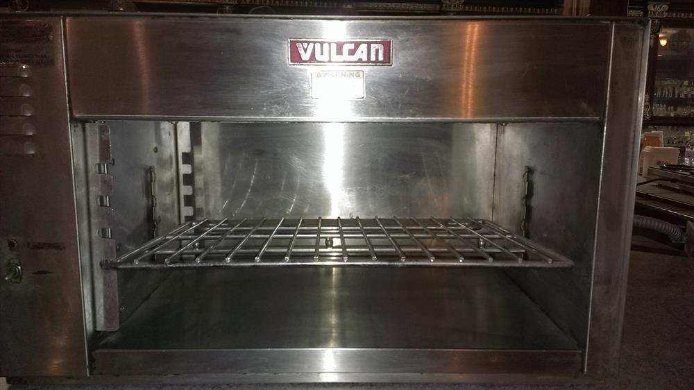 "Image 27"" VULCAN Cheese Melter 591205"