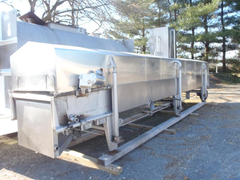 Image HEAT AND CONTROL Heatwave HWF-3620 Continuous Oil Fryer 592920