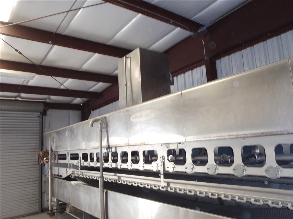Image HEAT AND CONTROL Heatwave HWF-3620 Continuous Oil Fryer 592924