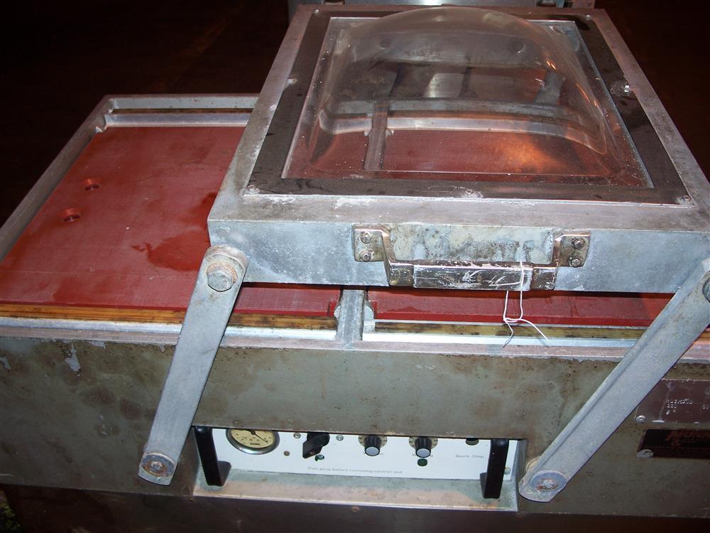 Image BOSS RD 2/63DD Dual Chamber Vacuum Packer 592953