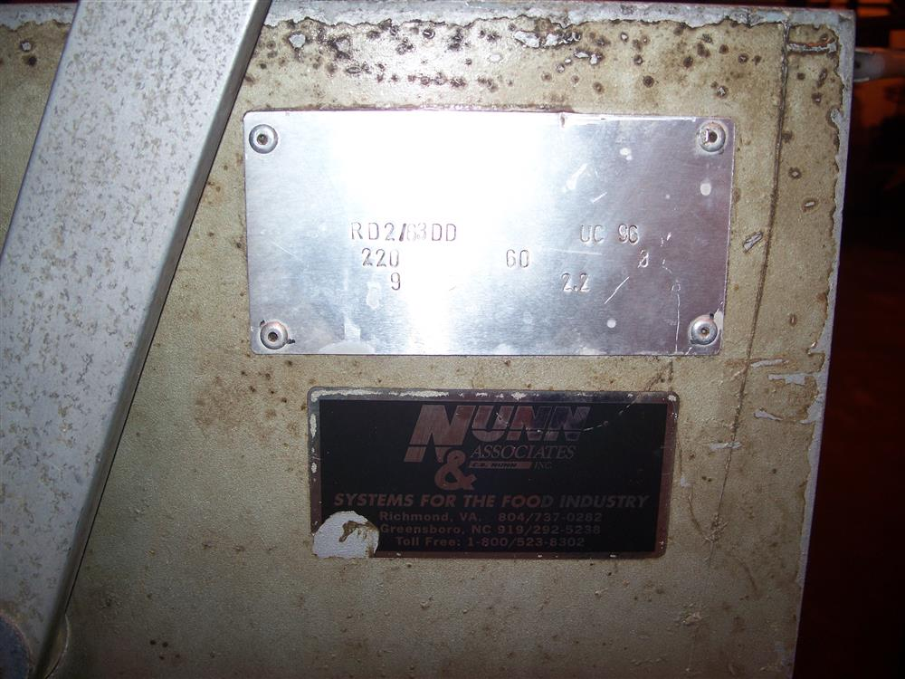 Image BOSS RD 2/63DD Dual Chamber Vacuum Packer 592954