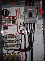 Image 500 AMP FURNAS Auto Transformer 594923