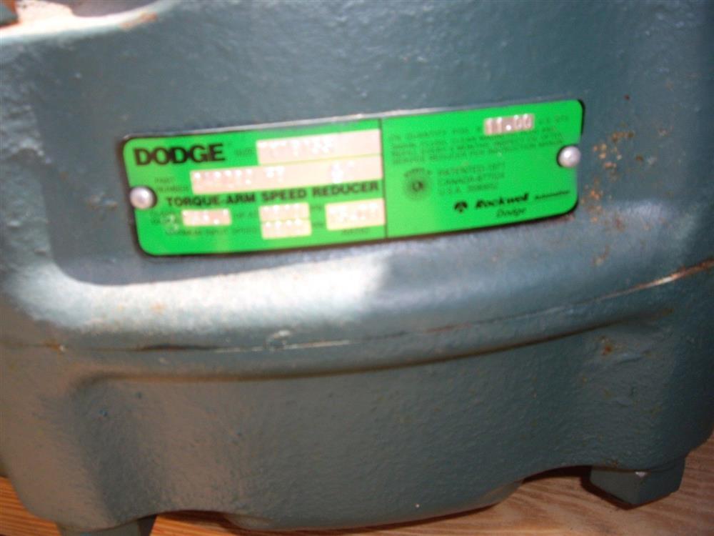 Image DODGE TXT815S Torque Arm Reducer 594945