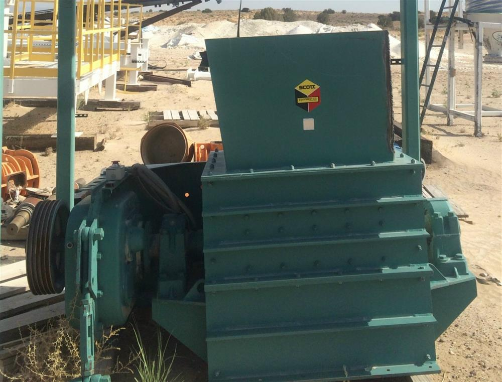 SCOTT Model CR 30x30 Crusher