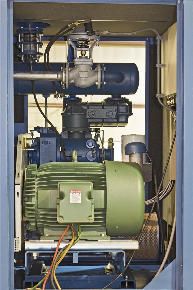 Image AERZEN VM-15R Delta Screw Compressor  595540