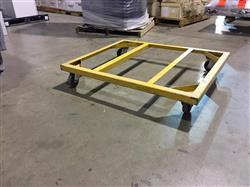 "203539 - 40"" x 48"" Steel Pallet Dolly"